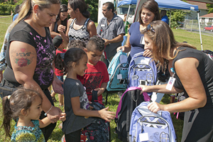 Backpack Handout
