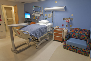 Pediatrics Intercare Unit