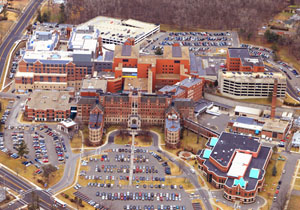 Baystate Medical Center Aireal Photos