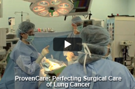 ProvenCare: Perfecting Surgical Care of Lung Cancer